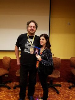 "Director John Schnepp and Producer Holly Payne of The Death of ""Superman Lives"": What Happened?"